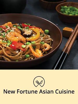 New Fortune Asian Cuisine