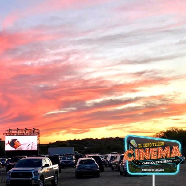 El Toro Flicks Carpool Cinema At Westfield Mall In Palm Desert Palm Springs Life