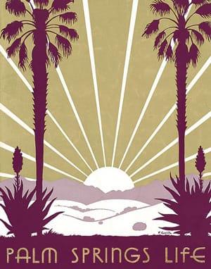 Palm Springs Vintage Art