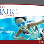 Palm Desert Aquatic Center Open Now for Lap Swimming