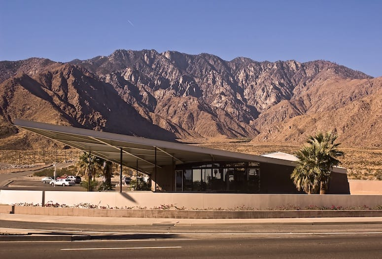 palm springs ca architecture