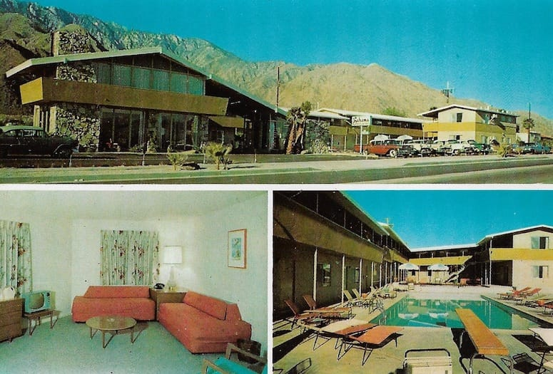 bahama hotel palm springs