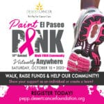 Virtual Event: 14th Annual Paint El Paseo Pink