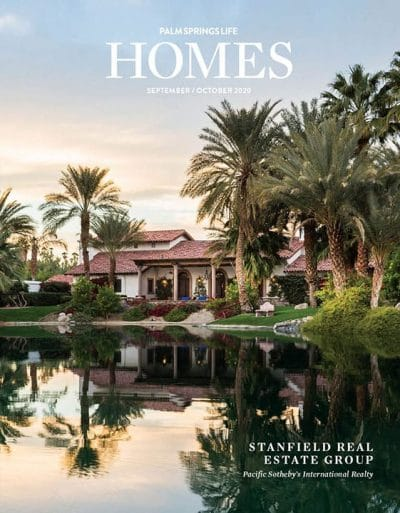 Palm Springs Life HOMES September-October 2020