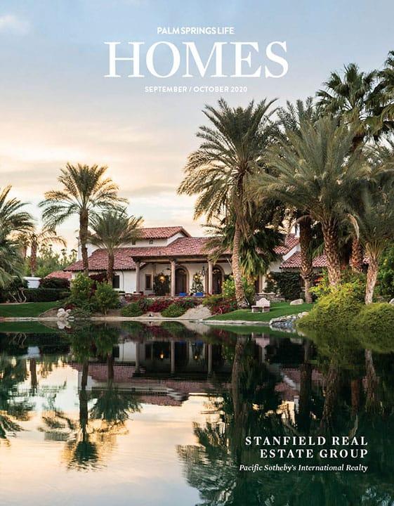 Palm Springs Life HOMES September-October 2020