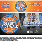 Two-Day Virtual Event: Register Today at DesertAIDSWalk.org