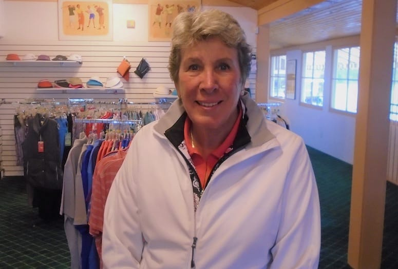 sally mahoney odonnell golf