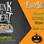 Community Food Bank Halloween Themed Trunk or Treat Food Drive at The Center in Palm Springs