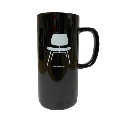 Modernist Chair Mug - Black