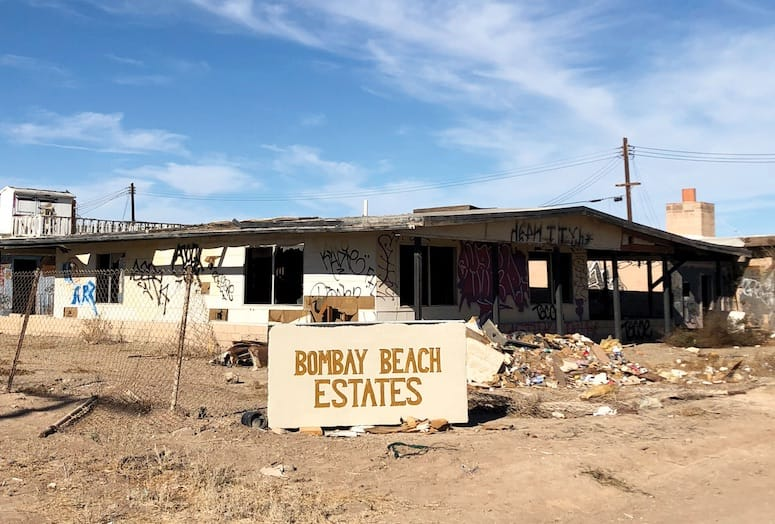 bombay beach california