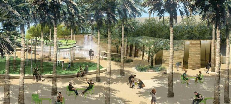 Palmspringsdowntownpark