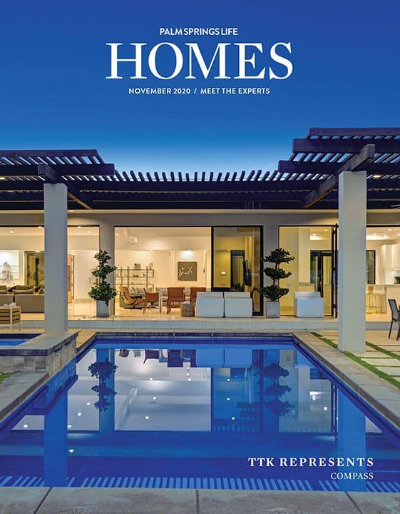 PSL Homes - November 2020 cover