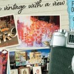 """Palm Springs Vintage Market, """"Vintage Gift Ideas"""" at the Camelot Theatre/Palm Springs Cultural Center in Palm Springs"""