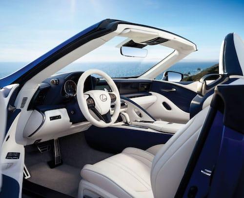 LexusLC500price