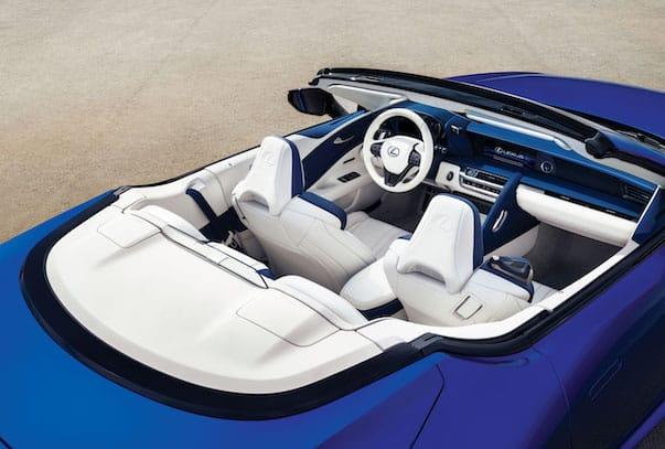 LexusLC500ConvertiblePrice