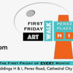 First Friday Art Walk at Perez Plaza in Cathedral City