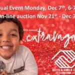11th Annual Extravaganza Benefiting the Boys and Girls Club of Cathedral City
