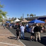 Palm Desert's Certified Farmers Sunday Market at New Location on San Pablo Avenue in Palm Desert