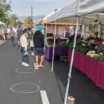 Palm Desert's Certified Farmers Market at New Location on San Pablo Avenue in Palm Desert