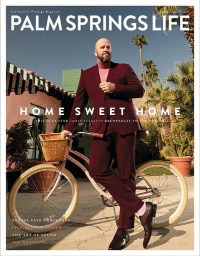 Palm Springs Life Magazine December 2020