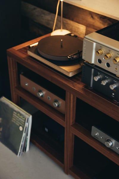 stereoequipment