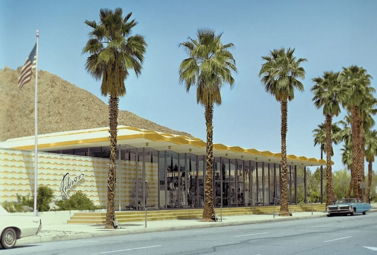 robinsons store palm springs 1958