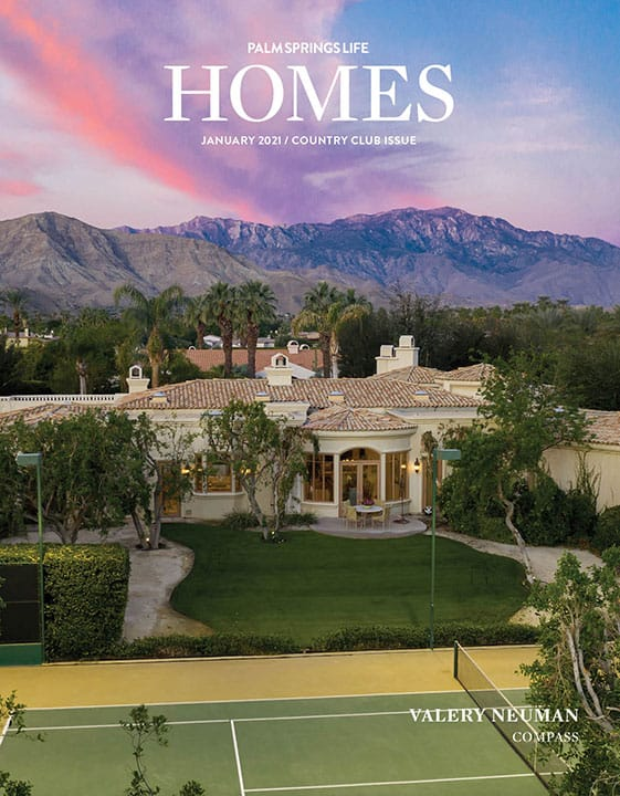 Palm Springs Life Homes January 2021