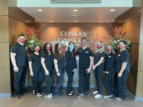 Contour Dermatology's Holiday Day of Beauty Benefits Mizell Center