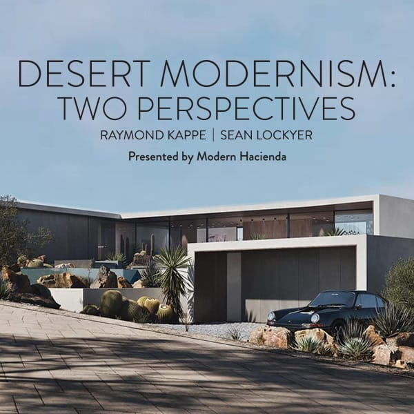 Raymond Kappe Palm Springs House