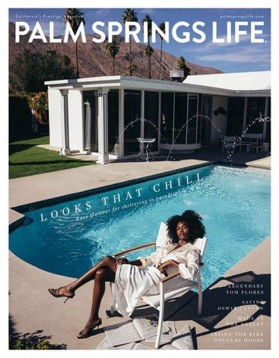 Palm Springs Life Magazine January 2021