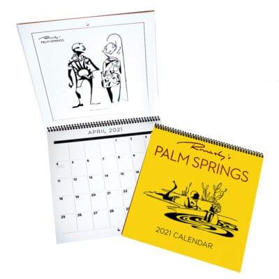 2021 Rovinsky Calendar