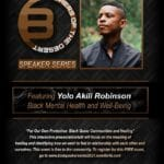 Online Event: Brothers of the Desert Presents: For Our Own Protection: Yolo Akili Robinson