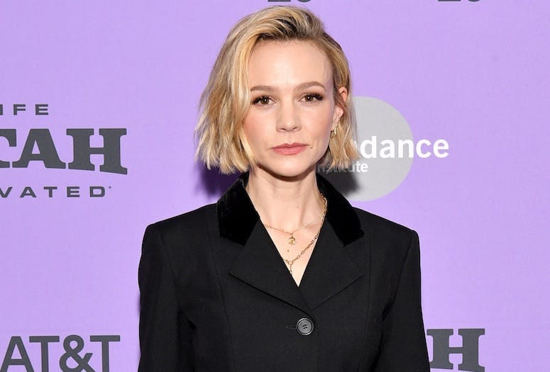 "Carey Mulligan Shows ""Promise"""