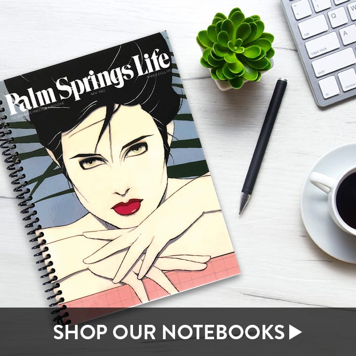 Palm Springs Life Lined Notebooks