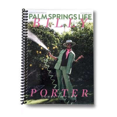 Palm Springs Life Lined Notebook – December 2019