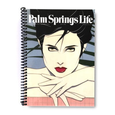 Palm Springs Life Lined Notebook – May 1983