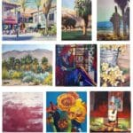 Online Master Instructors Art Auction To Benefit Desert Art Center in Palm Springs
