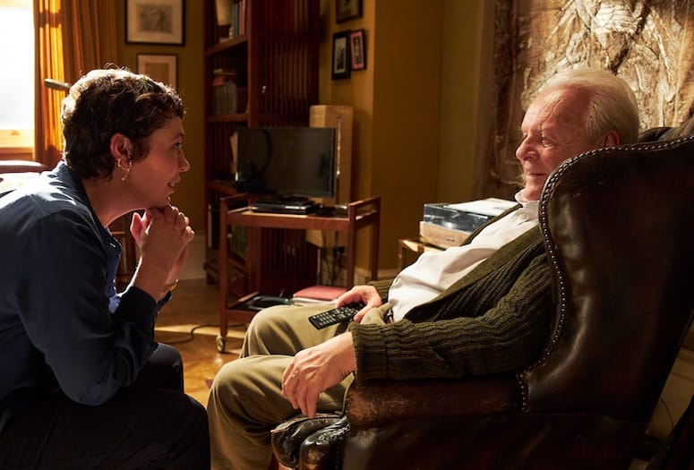 anthony hopkins the father film