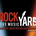 Night: with Rob Staley at the Fantasy Springs Resort Casino Rock Yard