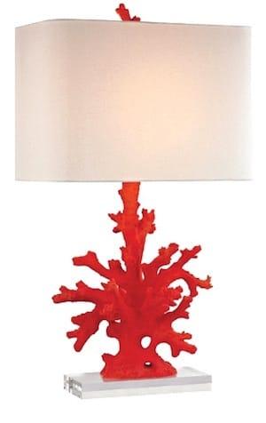 redcoraltablelamp
