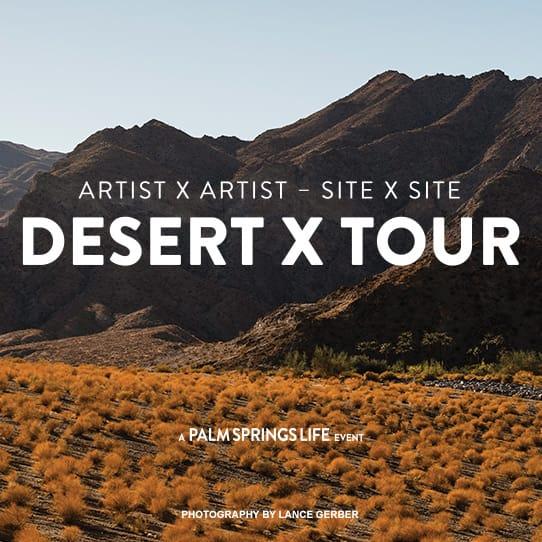 Desert X Tour