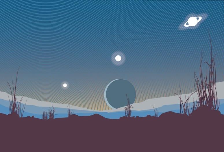 Sky Watch: Quadruple Formation