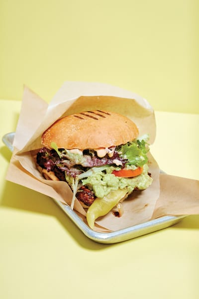 tempehpowerburger