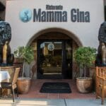 Open for Al Fresco Outdoor Dining 7 Days Per Week at Ristorante Mama Gina on El Paseo in Palm Desert