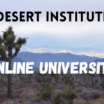 Virtual Event: The Power of Space (Making) and Place: Finding and Writing your Inner Desert during the Pandemic
