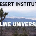 Desert Institute Online University Presents: Finding and Writing Your Inner Desert During the Pandemic