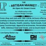 Open-Air Desert Event: The Artisan Market at Westfield Palm Desert