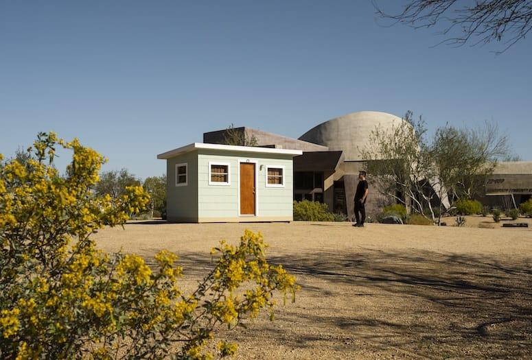 Little House in the Desert