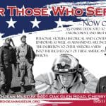 For Those Who Served Exhibit Now Open at Edward-Dean Museum in Cherry Valley