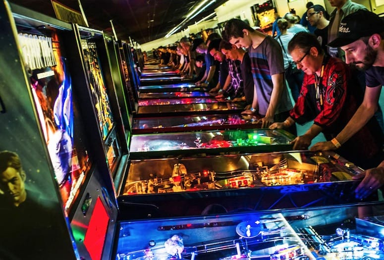 pinball museum banning